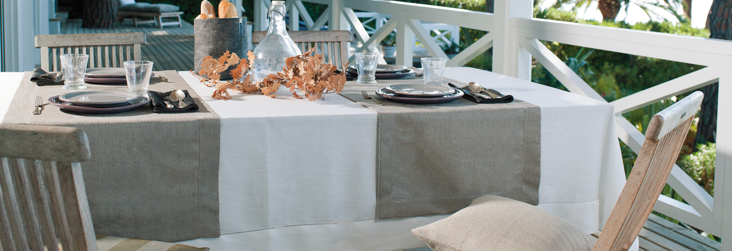 savour with LEITNER linen